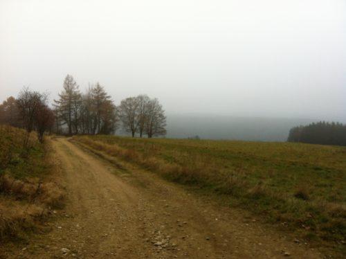 Před Easy Trailem